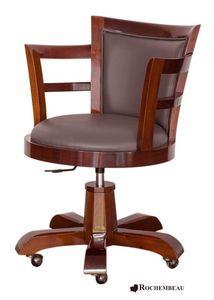ROCHEMBEAU - fauteuil de bureau 1328858 - Fauteuil De Bureau