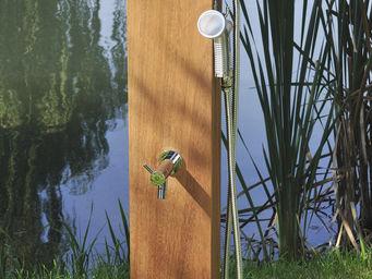 Douches de jardin - borne-- - Douche D'extérieur
