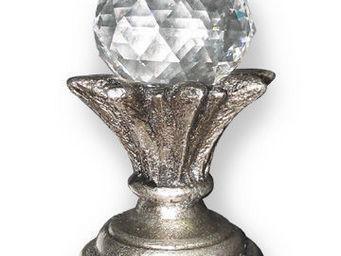 Curzon - f292 crystal finial - Embout De Tringle