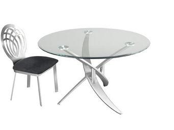 EDA  Concept - branch - Table De Repas Ronde