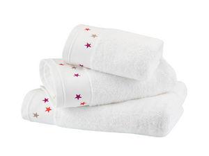BLANC CERISE - serviette de toilette 1331608 - Serviette De Toilette