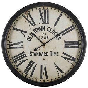 Maisons du monde - johnson - Horloge Murale