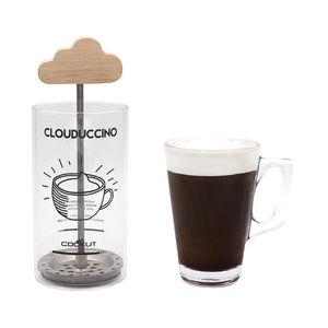 COOKUT - clouduccino - Mousseur De Lait