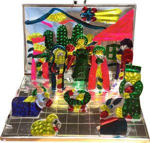 TIENDA ESQUIPULAS - crèche portative - Crèche De Noël