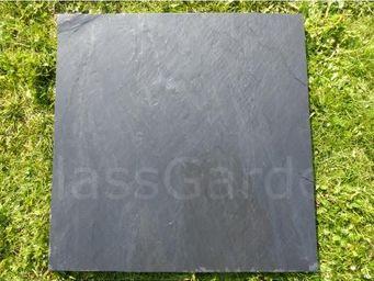 CLASSGARDEN - dalle pas japonais carré 60x60 - pack de 16 pièces - Pas Japonais