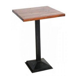 Mathi Design - table haute bodega - Mange Debout