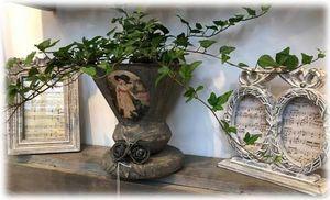 Coquecigrues -  - Vase À Fleurs