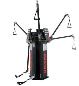 KEISER - triple trainer - Appareil De Gym Multifonctions