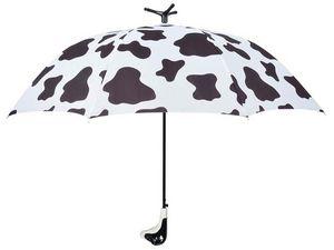 Esschert Design - parapluie vache avec pied - Parapluie