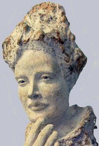 LUSSOU - loées - Sculpture