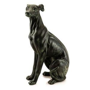 Ahura - levrier - Sculpture Animalière