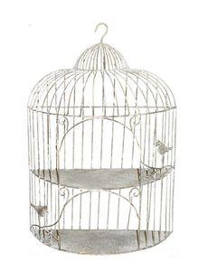 Demeure et Jardin -  - Cage À Oiseaux