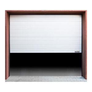 MSW MOTOR TECHNICS -  - Porte De Garage Sectionnelle