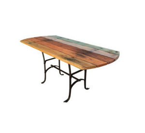 Fd Mediterranee -  - Table De Jardin