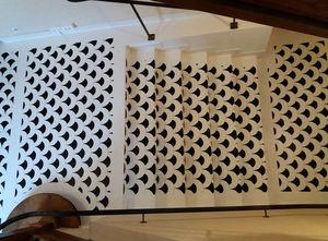Atelier Follaco - palmettes-- - Peinture Sol Intérieur