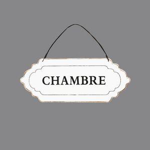 CHEMIN DE CAMPAGNE -  - Plaque De Porte