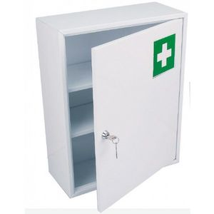 HENRI JULIEN -  - Armoire À Pharmacie