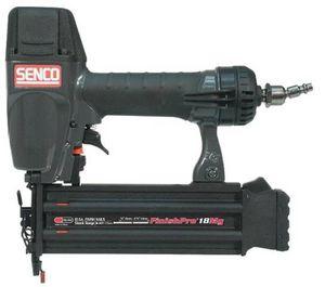 AERFAST SENCO - cloueur pneumatique finishpro 18 senco - pour pointes ax 15 à 50mm - 1u2025n - Autres Divers Outillage