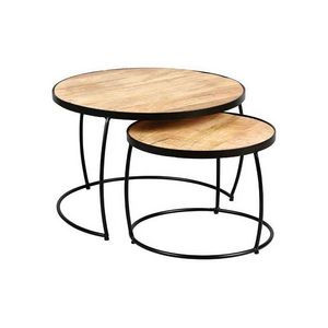TOUSMESMEUBLES - tables gigognes 1410638 - Tables Gigognes