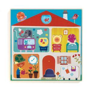 Djeco -  - Puzzle Enfant