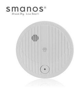 Smanos - alarme détecteur de fumée 1427738 - Alarme Détecteur De Fumée