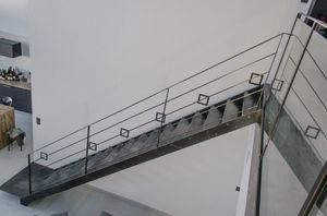 RONDCARRE -  - Escalier Droit