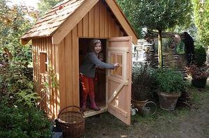 Atelier Du Rivage - jeanne - Maison De Jardin Enfant