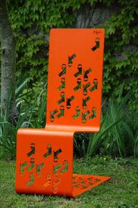 IDFER - set-on - Chaise De Jardin