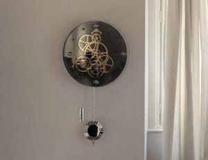 Teckell - -vivace - Horloge Murale
