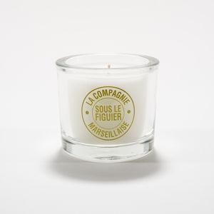 LA COMPAGNIE MARSEILLAISE - sous le figuier - Bougie Parfumée