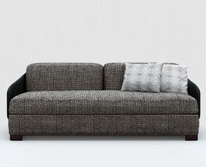 Milano Bedding - vivien gris - Canapé Lit