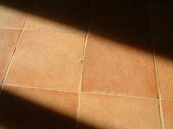Ceramiques du Beaujolais - monuments historiques - Carrelage De Sol Terre Cuite
