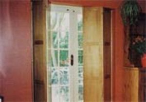 Powell Blinds -  - Porte Fen�tre 2 Vantaux