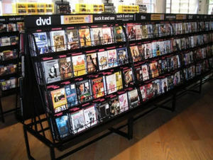Retail Intertainment Displays (red) -  - Rayonnage