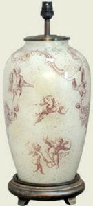 Jenny Worrall Designs -  - Pied De Lampe
