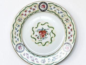Haviland - louvecienne - Assiette Plate
