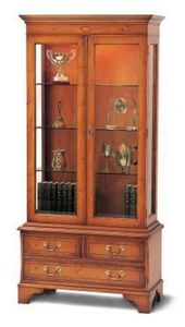 Bradley Furniture (Kent) -  - Armoire Vitrine