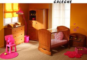 PL-Eurowood - caleche - Chambre Bébé 0 3 Ans