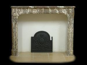 Abj Cheminees Anciennes -  - Cheminée À Foyer Ouvert