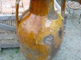 antiquites materiaux anciens deco de jardins -  - Amphore