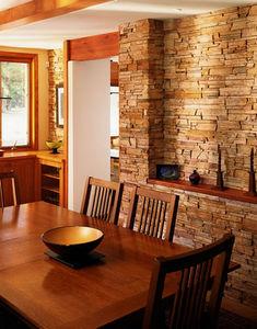 OWENS CORNING CULTURED STONE - autumn pro-fit® ledgestone - Parement Mural Intérieur
