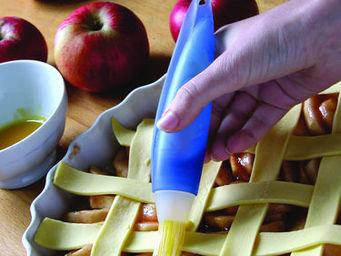 Mastrad - pinceau-poire - Pinceau De Cuisine