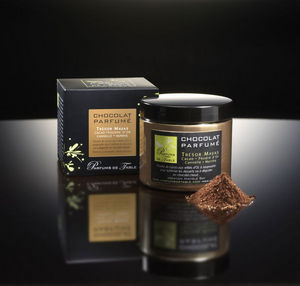 PARFUMS DE TABLE - trésor mayas - Chocolat Parfumé