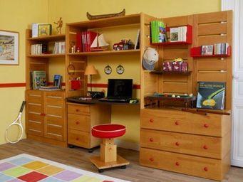 Mobil Wood - mobil wood - Bureau Enfant