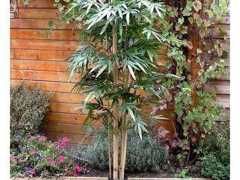 Deco Factory - bambou artificiel tokyo en pot - Arbre Artificiel