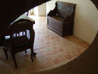 Ceramiques du Beaujolais -  - Carrelage De Sol Terre Cuite