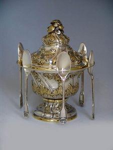 Dario Ghio Antiquites -  - Sucrier