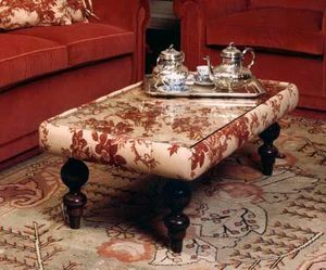 BOTTEGA INTRECCIO -  - Table Basse Rectangulaire