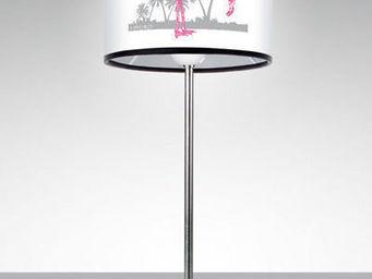 TOUTLIGHT - flamingo rose - Lampe De Chevet