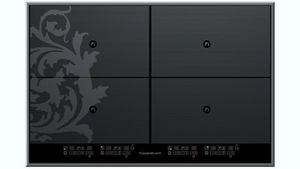 Kuppersbusch - black chrome edition küppersbusch - Table De Cuisson Induction